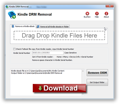 EBook DRM Removal Bundle Crack Key Portable